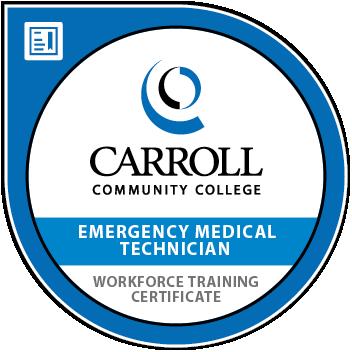 Certificate - Emergency Medical Technician (EMT)