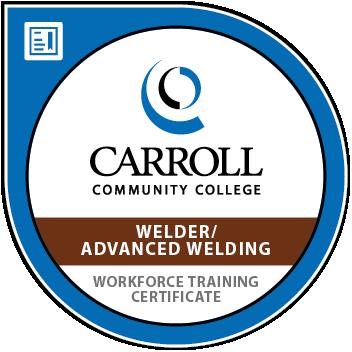 Certificate - Welder/Advanced Welding