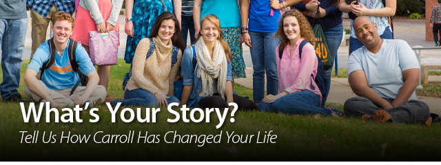 What's your Story? What's your Story?