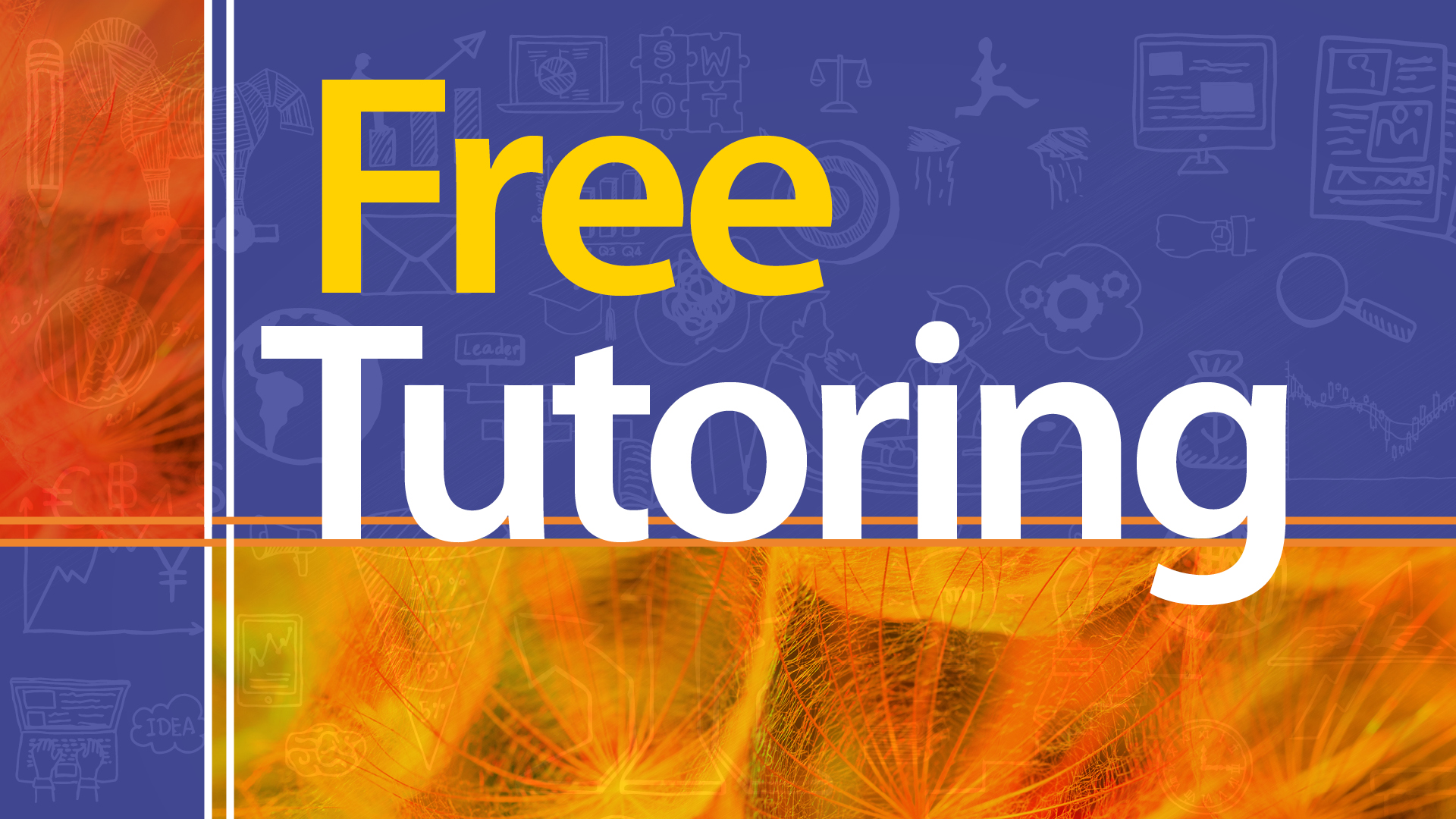 Free Tutoring is available