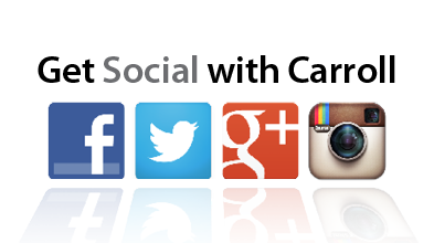 Get Social with Carroll
