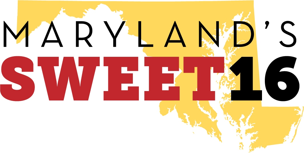 Maryland's Sweet 16 banner